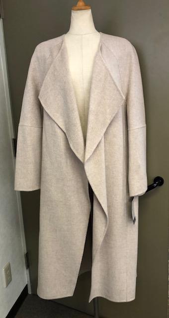 ウールコートのご紹介